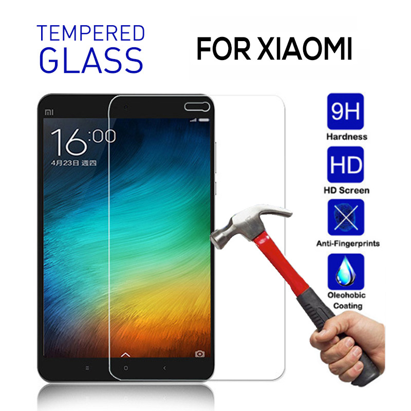 Tempered Glass For Xiaomi Mi Pad Mipad 2 3 4 8.0 Inch Mipad4 Plus 10.1 2018 Tablet Screen Protector Protective Film Glass Guard