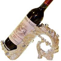 Vinho Porta Bottiglie Glaciere Cubiteras De Hielo Silicona Hieleras Para Bebidas Vino Whiskey Whisky Holder Wine Rack