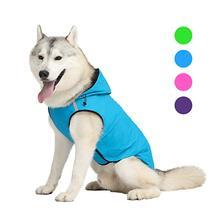Дождевик для собак, Светоотражающий Жилет для собак, куртка для маленьких, средних и больших собак, водонепроницаемая одежда, уличная куртка для питомцев, Ropa Para Perros