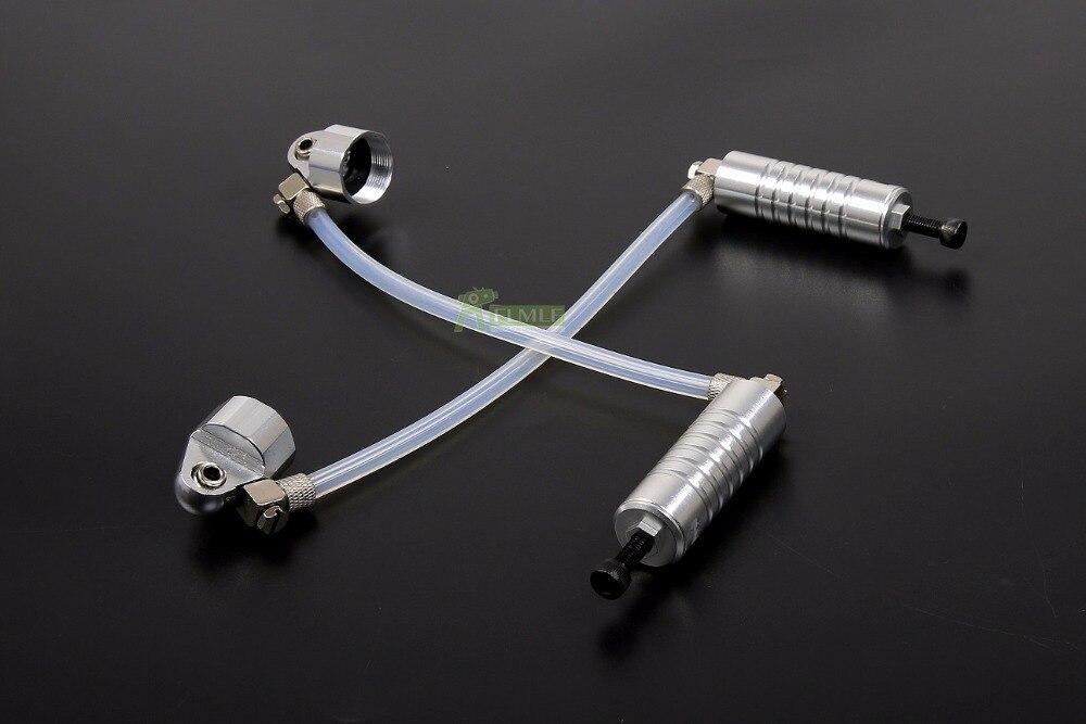 Metal Shock With Hydraulic abdominal cavity for 1//5 RC HPI BAJA Rovan 5B 5T 5SC