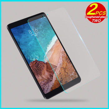 Tempered Glass membrane For Xiaomi MiPad 4 Mipad4 8.0″ Steel film Tablet Screen Protection Toughened mi pad 4 mi pad4 glass Case