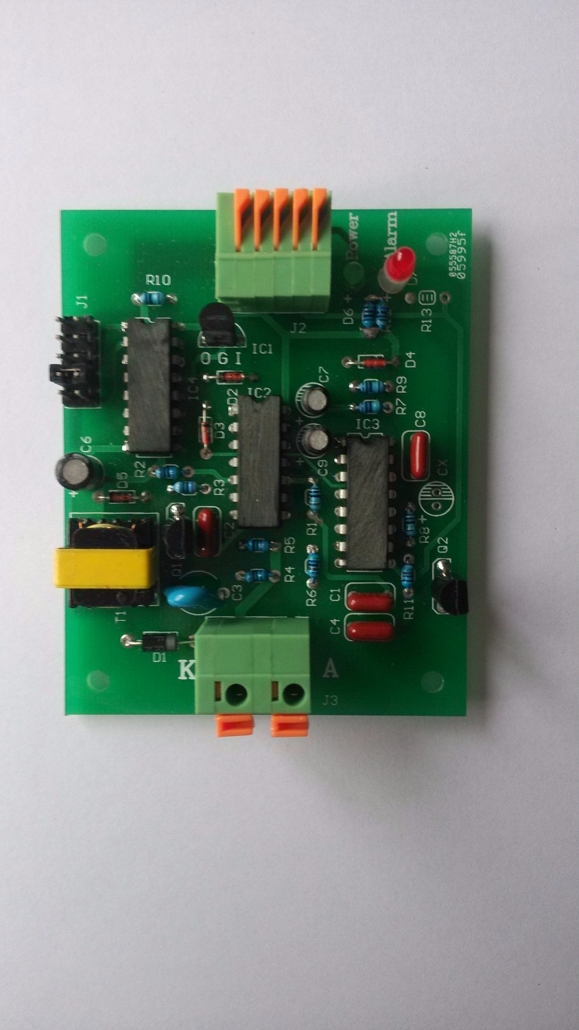 C3704 Upgraded Version Of Flame Sensor Module R2868 And GD34 Matching Circuits