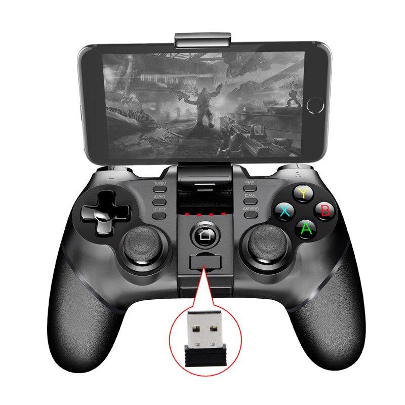 PG9076 PG-9077 Batman Gaming Gamepad Bluetooth Wireless Controller Gamepad Joystick Für iphone Android Telefon Win XP Tablet PC