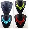 Collar al por mayor de Una Variedad De La Moda Cuernos Punk Collar Llamativo Diseño de la Marca De Diseño de La Individualidad Colgante Collares