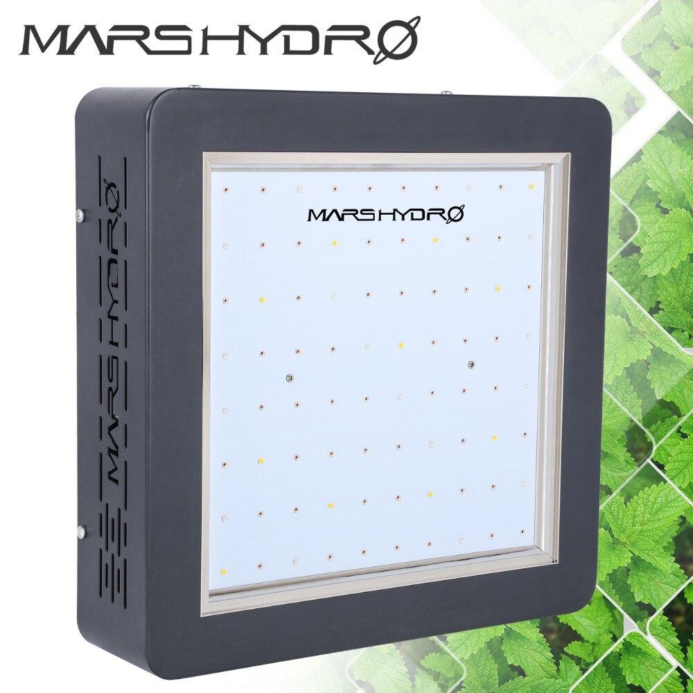 Mars Hydro Mars II 400 Led Grow Light Full Spectrum with IR lights Hydroponics Lamp for Indoor Box mars pattern warhound titans full set f006