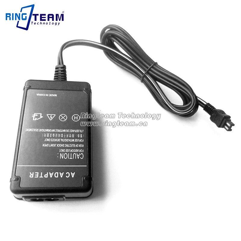 10 комплектов AC Мощность адаптер AC-L25 AC-L20 AC-L200 для sony детали sony Cyber-shot камеры и Handycam DCR-IP DVD HC SR ПК HDR-HC удобный DCR-SR35