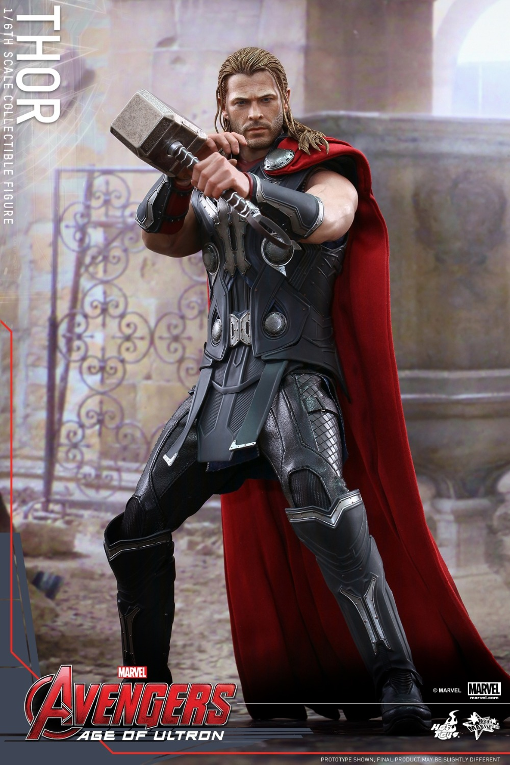 1/6 scale Figure doll Avengers Age of Ultron THOR 12 action figures doll Collectible figure Plastic Model Toys 4.0 new hot 17cm avengers thor action figure toys collection christmas gift doll with box j h a c g