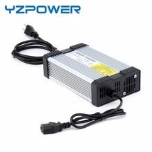 YZPOWER 50.4V 6.5A 7A 7.5A 8A ไฟฟ้าลิเธียม Lypomer Li Ion แบตเตอรี่ Charger สำหรับ 44.4V EBike Chargeur Pile