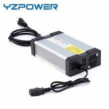 YZPOWER 50.4V 6.5A 7A 7.5A 8A חשמל ליתיום Lypomer ליתיום סוללה מטען עבור 44.4V Ebike Chargeur ערימה