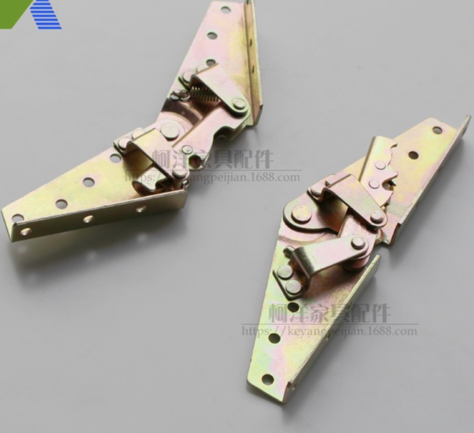 L:230MM Sofa bed folding backrest hinge Stall angle adjusting and connecting hardware accessories gt1544v 753420 turbo cartridge 0375j6 turbo cartridge 0375j8 turbo chra for bmw mini cooper d citroen berlingo 1 6 hdi fap