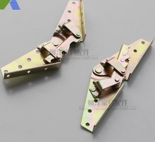 купить L:230MM Sofa bed folding backrest hinge Stall angle adjusting and connecting hardware accessories по цене 1387.95 рублей