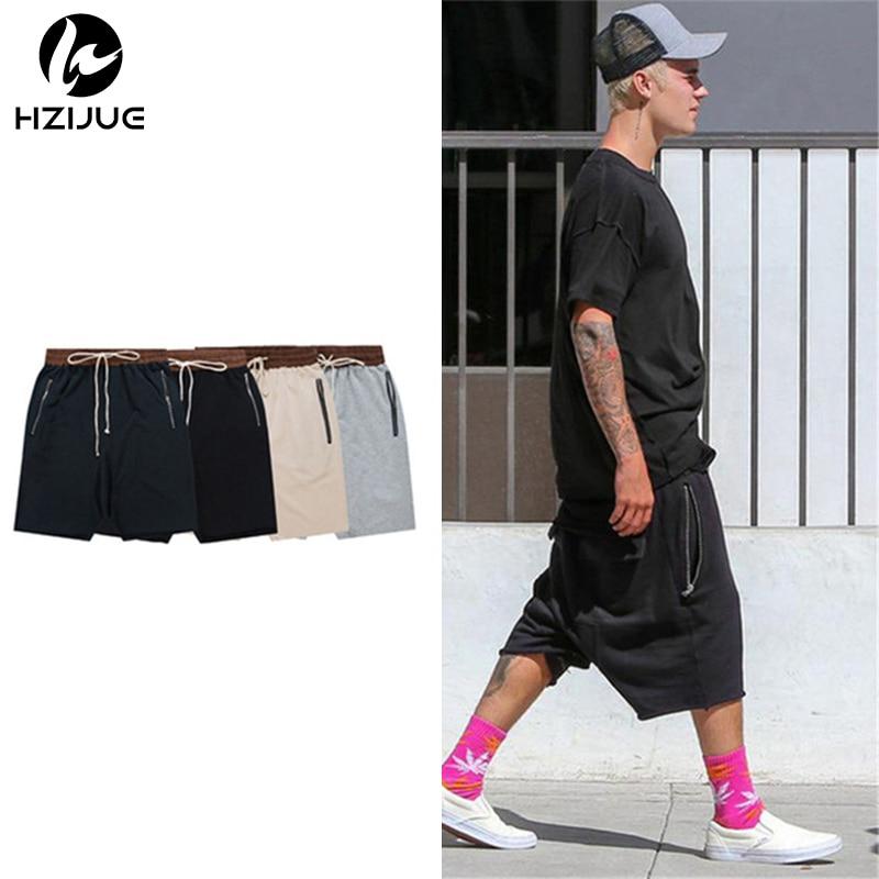 Popular Black High Waisted Jogger Shorts-Buy Cheap Black High ...
