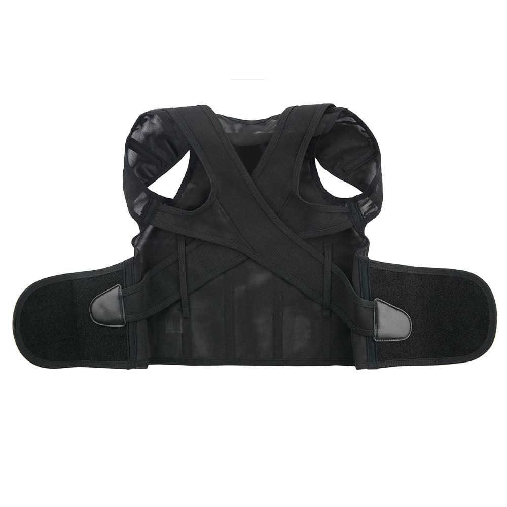 Povihome Back Waist Support Belt Posture Corrector Backs Medicinsk - Sjukvård - Foto 5