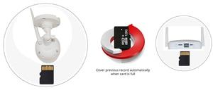 Image 4 - Yanivision H.265 CCTV Security Camera System HD 1080P Wifi Mini NVR Kit Video Surveillance Home Wireless IP Camera Audio Outdoor
