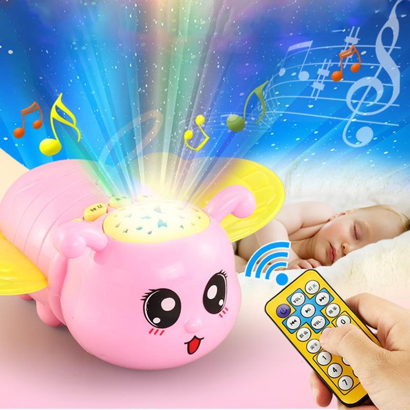 Էլեկտրական փոքրիկ մեղուների - Խաղալիքներ նորածինների համար - Լուսանկար 2