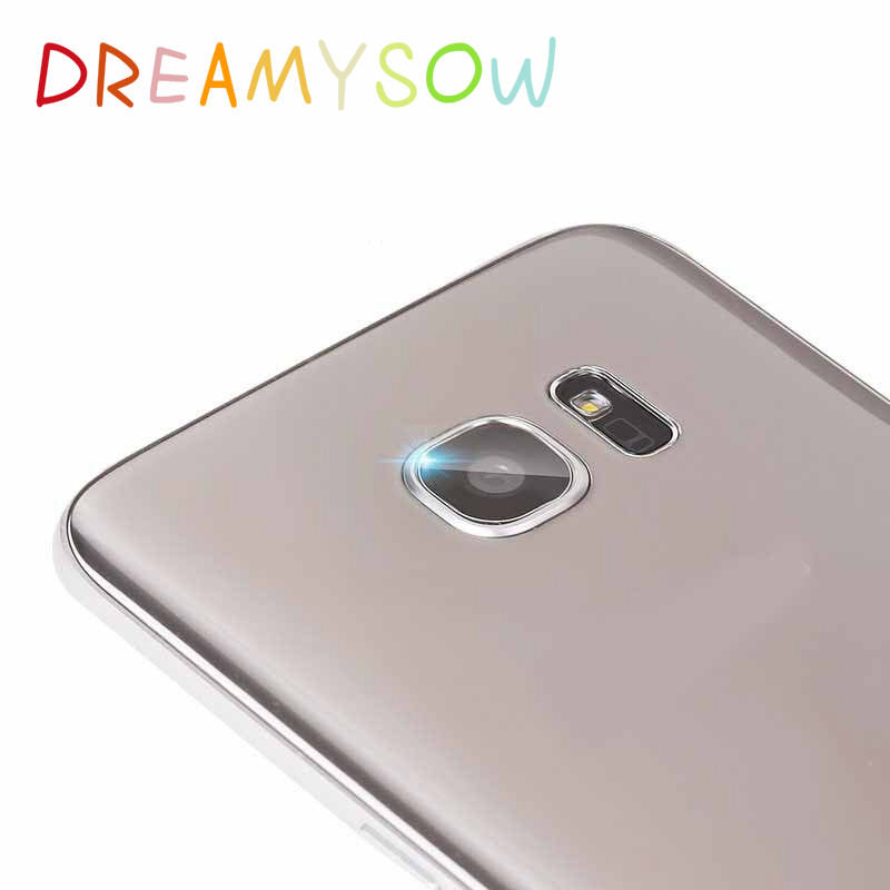 Camera Lens Protector For Samsung S6 Edge S7 S8 S9 Plus Tempered Glass Cover Film For Samsung Note 3 4 5 8