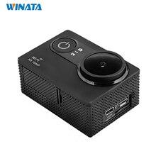 Водонепроницаемый Wi-Fi 1080 P Full HD 12 М 170D Мини Спорта На Открытом Воздухе Камеры 60FPS 900 мАч Батареи