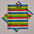 SL-1524, Multicolors, Новый Дизайн, Африканская sego headties, Геле и Оболочки, 2 шт./компл., Конфеты Цвет полосатый, Много Цветов, COLOR3