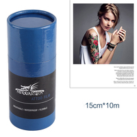 10M Protective Breathable Tattoo Film After Care Tattoo Aftercare Solution For The Initial Healing Tattoo Supplies