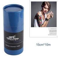 10 M di Protezione Traspirante Tattoo Pellicola Dopo La Cura Soluzione Per Il cinema tatuaggi dalla fasciatura di protezione del tatuaggio Tattoo Supplies Accessori