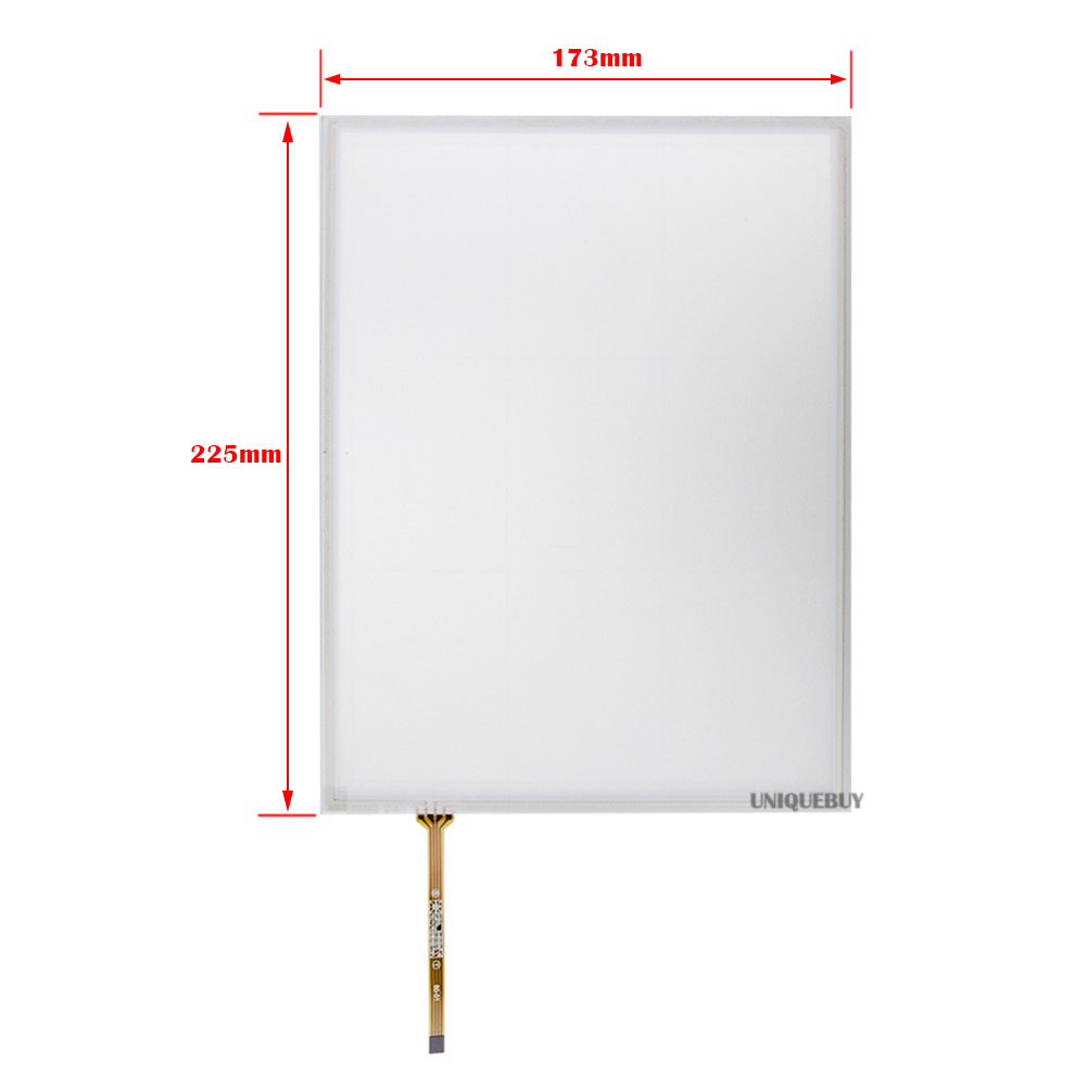 10.4 inch touch screen Handwriting screen Medical equipment Industrial control instruments For General AMT 9509 a b 225*173