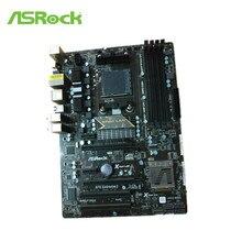 Б/у Материнская плата ASRock 970 Экстрим 3 б/у настольная для AMD 970 разъем AM3 AM3+ DDR3 SATA3 USB3.0