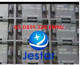 THGBM5G8A4JBAIR Для LG G3 D855 eMMC 32 ГБ с прошивкой Запрограммировать NAND флэш-памяти IC