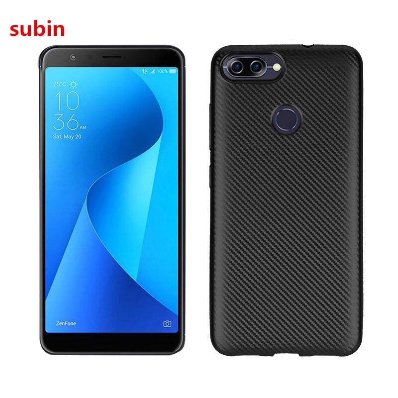 For Asus Zenfone Max Plus M1 Case Soft Light and thin Cover for Asus Zenfone Max Plus M1 ZB570TL X018D Phone Bag Case