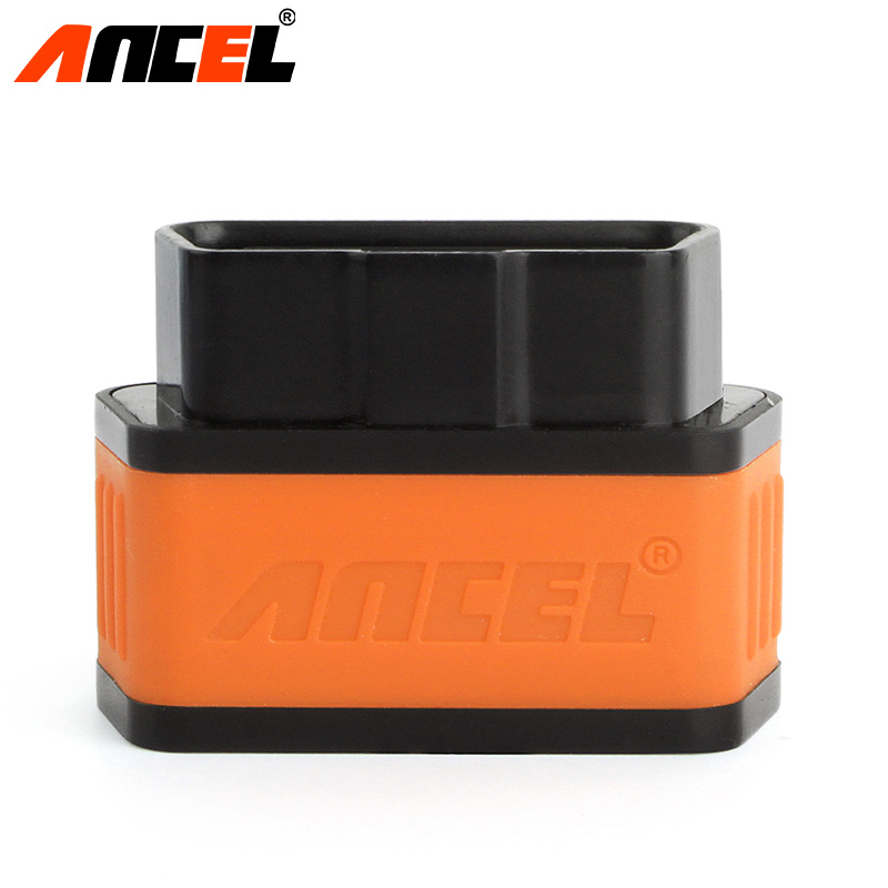 ANCEL Original Mini ELM327 V1.5 Bluetooth OBD2 Scanner Tool Car Scan Auto Diagnostic Tool OBD 2 for Android and PC high quality scan tool elm327 bluetooth mini obd2 obdii car auto diagnostic torque android