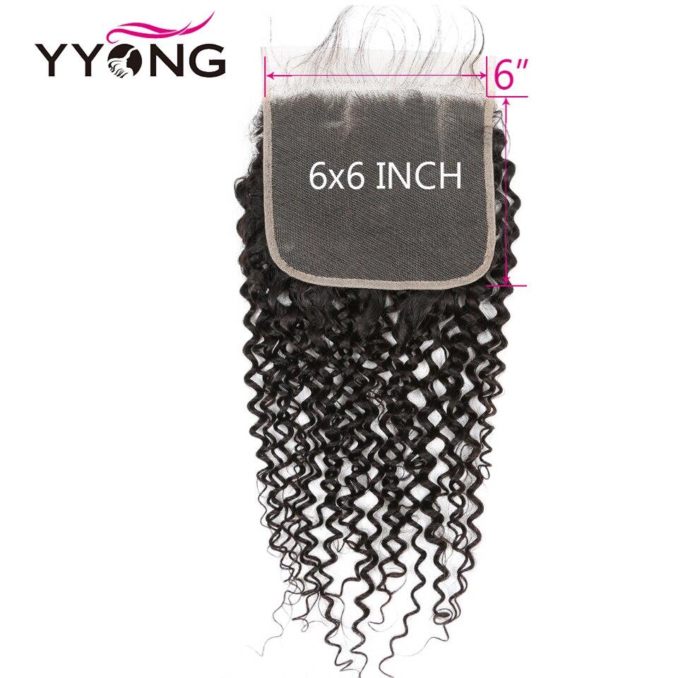 kinky curly closure 66 inch