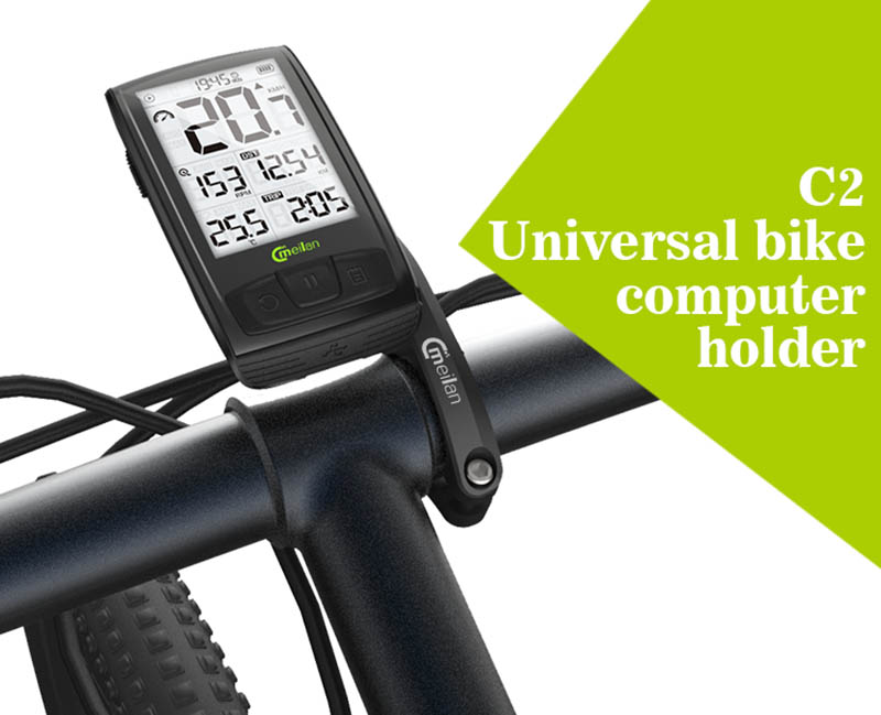 iGPSPORT S80 Bicycle Bike Computer Mount Camera Holder headlight Clamp optional