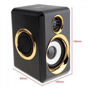 Image 3 - フルレンジポータブル低音音楽ミニサブウーファー pc スピーカーコンピュータスピーカーカイシャ · デ · ソムと 3.5 ミリメートルのオーディオプラグノートパソコンの電話