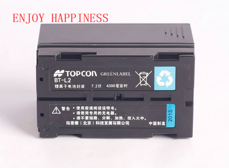 BT-L2  Recharger Battery For Topcon Surveying Instruments 15x phone battery for uniden bt 1016 bt 1021 bt 1025 bt 1008 with43 269 wx12077