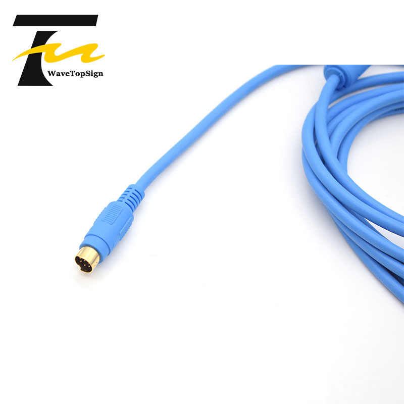 Bomin Technology for Mitsubishi PLC Programming Cable Serial Cable SC-11 Data Cable Mitsubishi FX Series PLC Download line