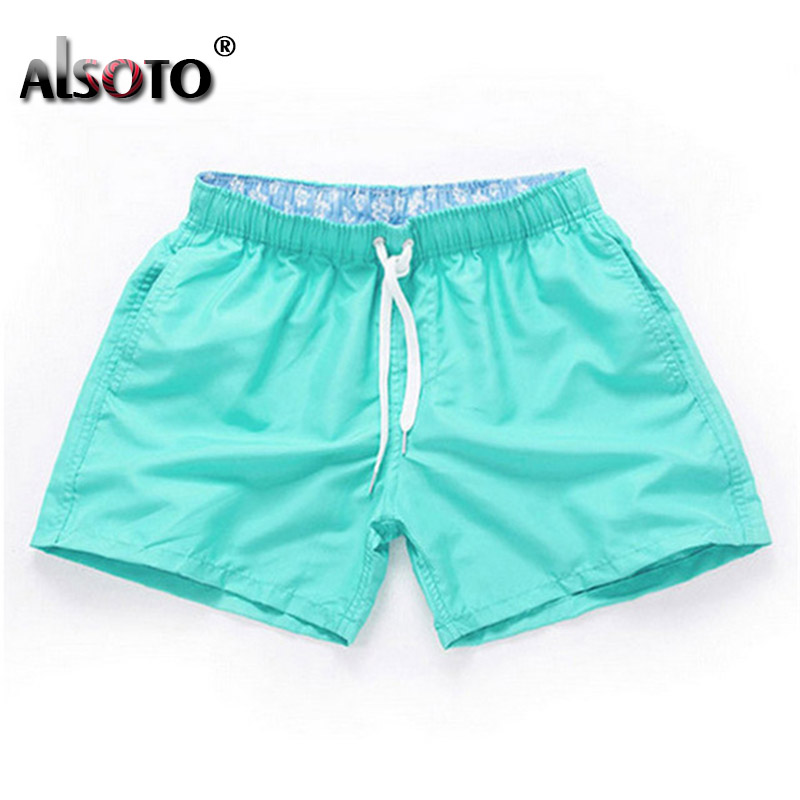 Swimsuit Beach Quick Drying Trunks For Men Swimwear sunga Boxer Briefs zwembroek heren mayo Board shorts Fast Dry Trunks