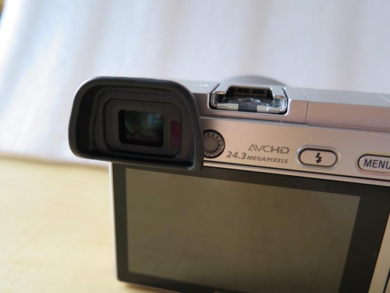 3PCS Camera Viewfinder Eyecup Eyepiece cup FDA-EP10 for Sony Alpha A6000 A7000 NEX-7 NEX-6 FDA-EV1S