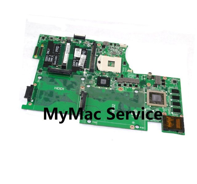 US $188 0 |0JJVYM For DELL XPS 17 L702X NVIDIA GEFORCE GT 550M JJVYM Laptop  System Motherboard 95 99% new Fully Tested-in Motherboards from Computer &