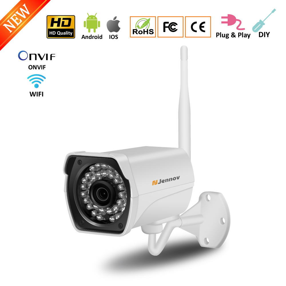 Wireless Wifi Camera Home Security IP Camera 720P 1080P Outdoor Waterproof Onvif With IR Led Light IR No NVR Ipcam Wi-fi AApView easyn f m10r outdoor water resistant wireless wi fi surveillance security ip camera w 22 ir led