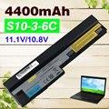 4400 мАч Аккумулятор для Ноутбука Lenovo IdeaPad S10-3 S10-3c S10-3s L09C3B14 L09S3Z14 L09S6Y14 L09C3Z14 L09C6Y14 L09M3Z14 L09M6Y14