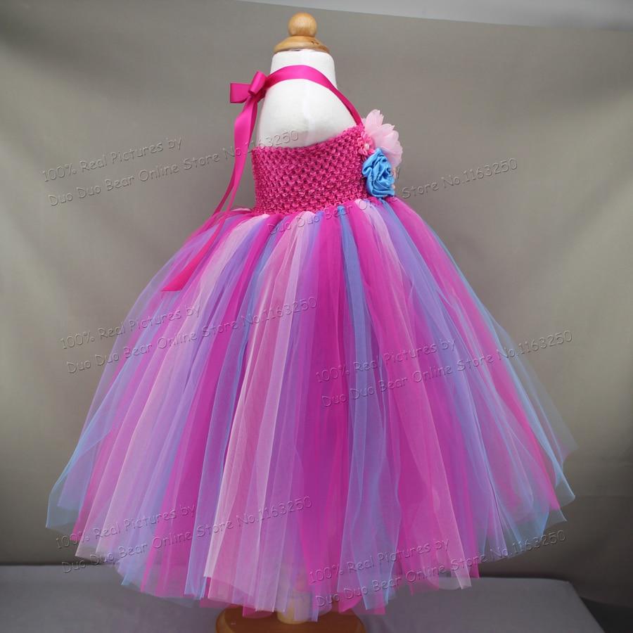 Encantador Vestido Del Desgaste Del Partido Del Bebé Cresta ...