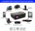 "Regalo libre 100 ""pantalla HDMI proyector Full HD LED de 5500 lúmenes de cine en casa proyector 3D Android 4.4 WiFi Portable beamer CT03h2"