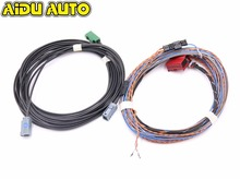 High line MIB UNIT Rear Camera Install Wiring Harness cables For Audi A3 8V 5Q0 907_220x220 online get cheap rear wiring harness aliexpress com alibaba group Wiring Harness Diagram at gsmx.co
