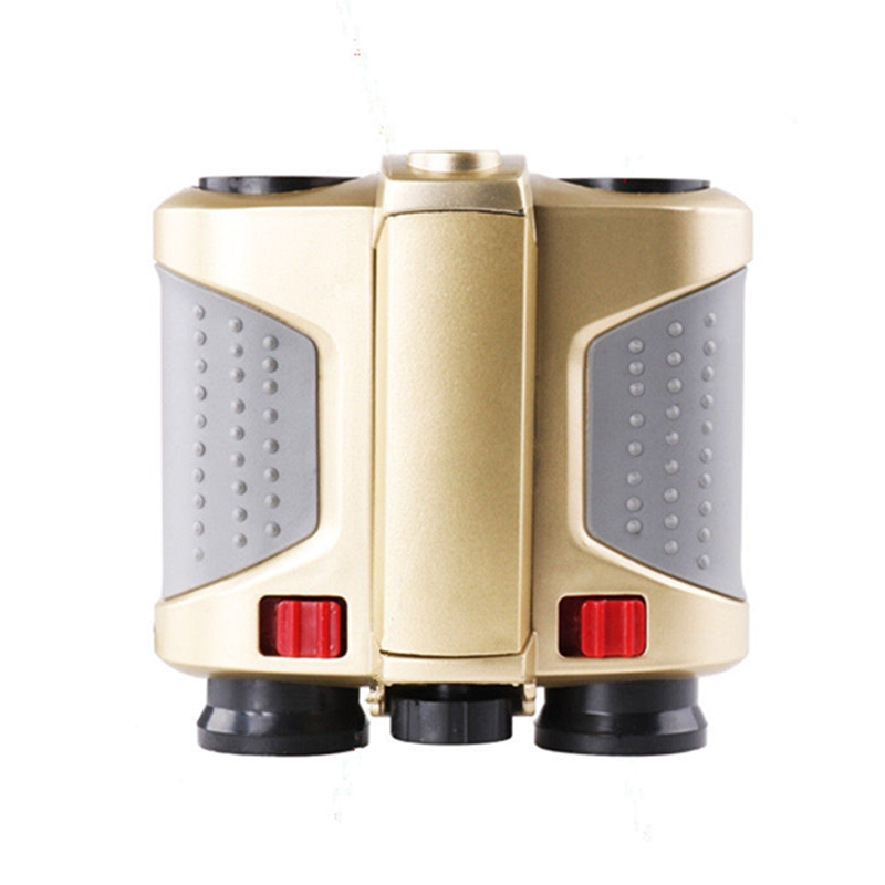 4x30mm Night Vision Binoculars Telescope Dual Scope Surveillance Pop up Light Dropshipping New 2018 Hot Selling Telescopio in Monocular Binoculars from Sports Entertainment