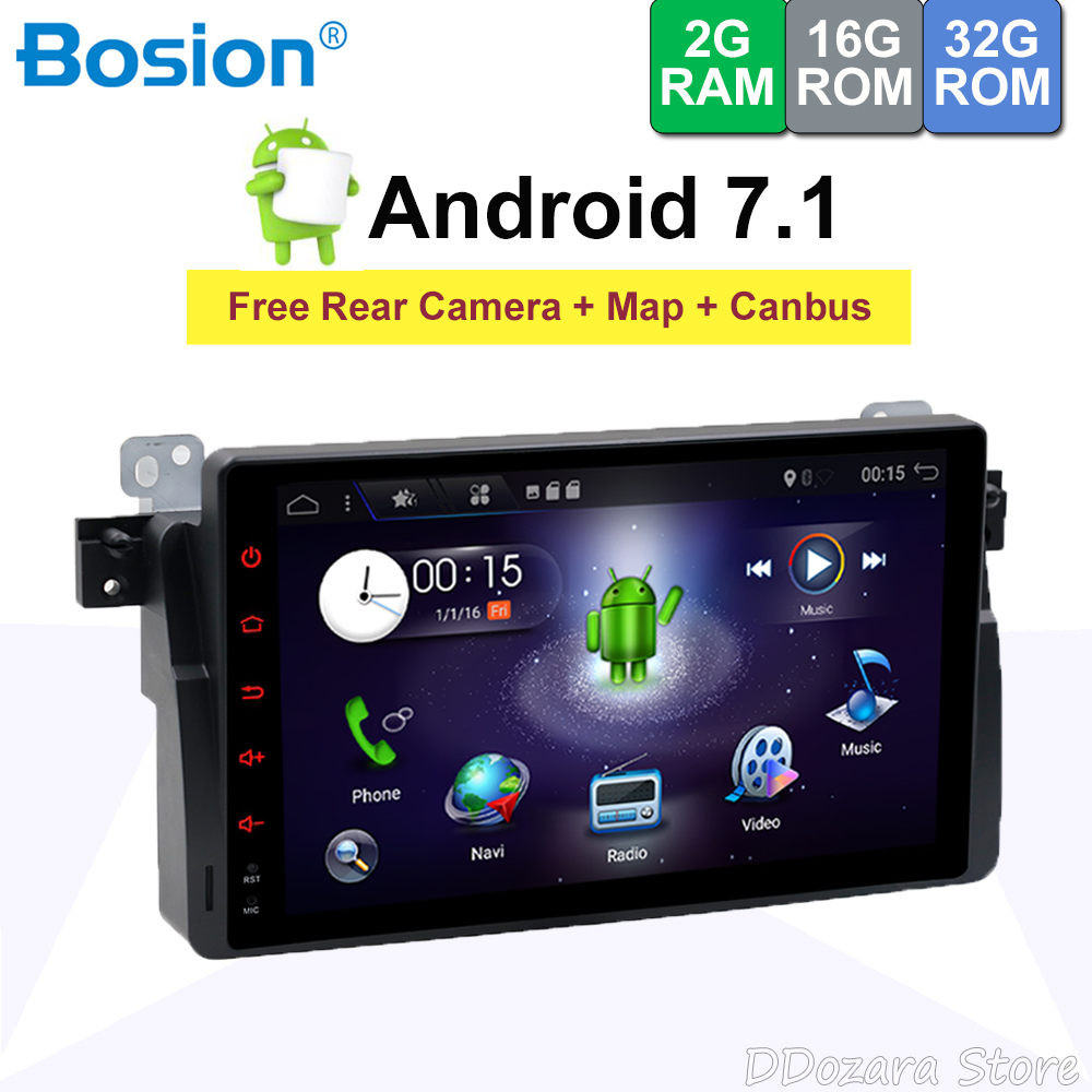 German Warehouse Delivery 7Android 7.1 Car DVD player for BMW E46 M3 3 series including canbus 4G wifi BT EU NO VAT/NO TaxGerman Warehouse Delivery 7Android 7.1 Car DVD player for BMW E46 M3 3 series including canbus 4G wifi BT EU NO VAT/NO Tax