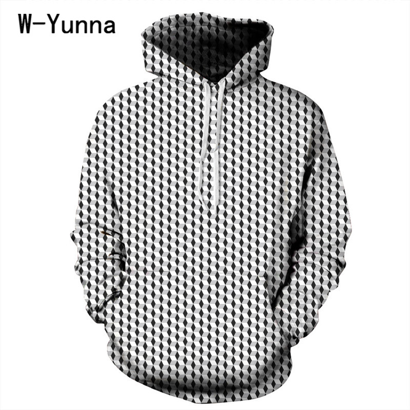 Womens Mens Character 3D Print Winter Hoodies Oversize Harajuku Hooded Jupmers Loose Streetwear Pockets Coats Jackets Tops Shirt
