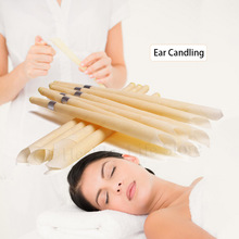 1-10 Pcs Beewax Ear Hopi Candles Wax Removal Tool Indiana Aromatherapy Candle Coning Natural Therapy Care