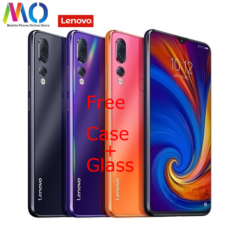 Global ROM Original Lenovo Z5S Cell Phone L78071 4GB 64GB Snapdragon 710 Mobile Phone Fingerprint 6