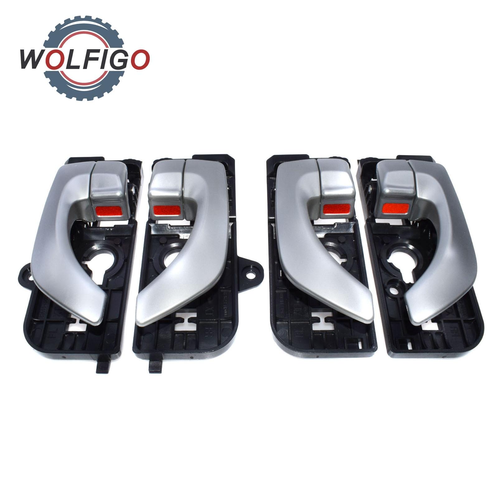 Aliexpress Com Buy Wolfigo Set 4pcs Front Amp Rear Left