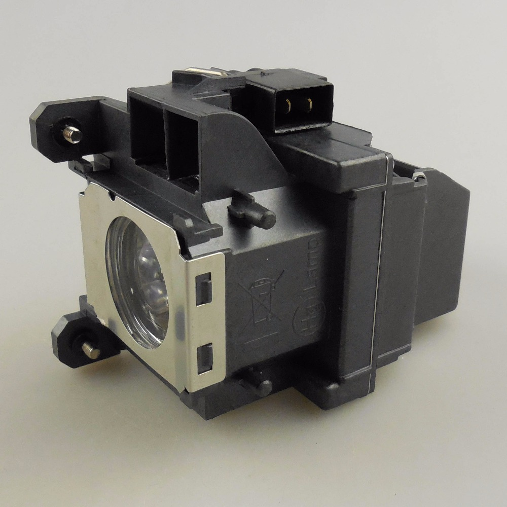 ФОТО Projector Replacement lamp with housing For EPSON H270A H270B H270C H271A H271B H271C