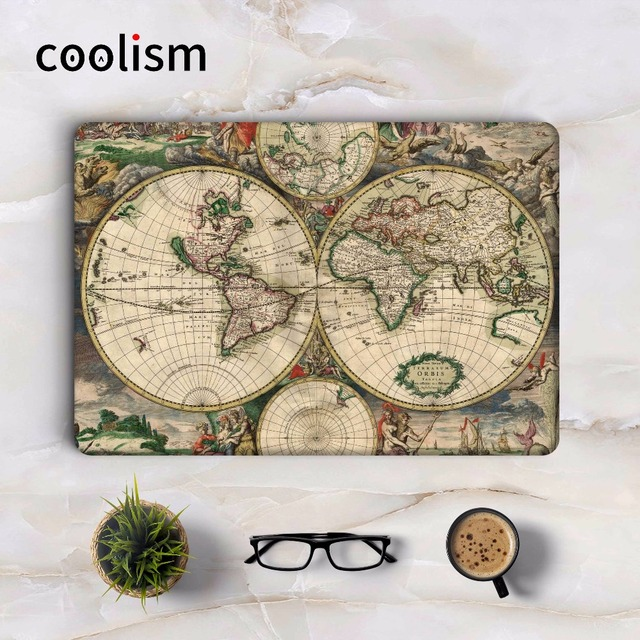 Middle ages world map laptop sticker for apple macbook decal air pro middle ages world map laptop sticker for apple macbook decal air pro retina 11 12 13 gumiabroncs